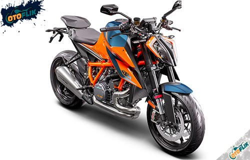 Review Spesifikasi KTM 1290 Super Duke R