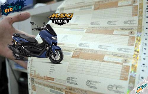 Tarif Pajak Yamaha Nmax 5 Tahunan