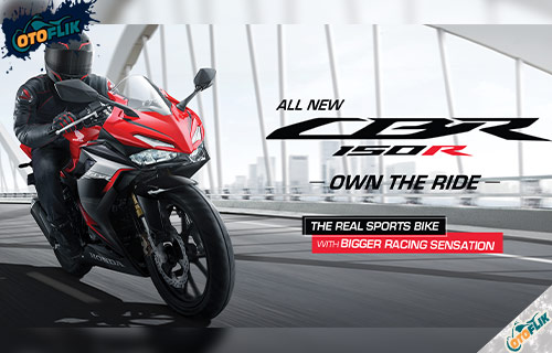 Varian All New Honda CBR150R