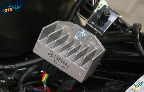 CDI Motor Rusak