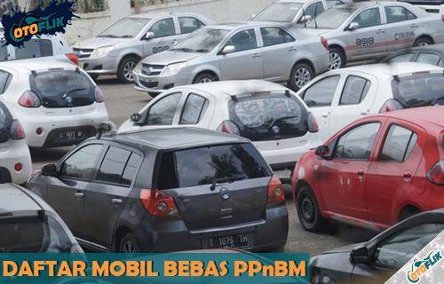 Daftar Mobil Bebas PPnBM dan Estimasi Harga Setelah Diskon Pajak
