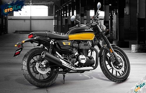 Desain Honda CB350 RS