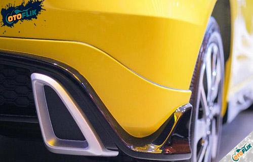 Fitur Honda Brio RS Urbanite
