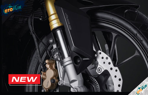 Fitur Honda CBR150R Tricolor