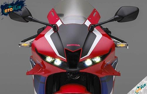 Fitur Unggulan Honda CBR600RR