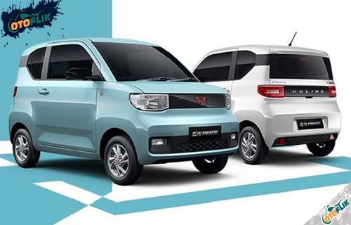 Fitur Ungulan Mobil Listrilk Wuling Mini EV