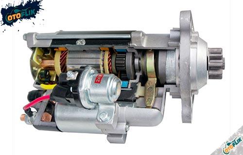 Fungsi Motor Starter