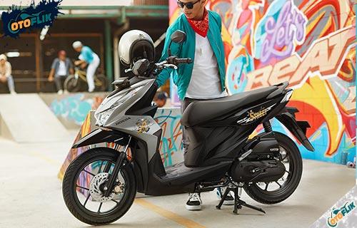 Generasi Honda Beat di Indonesia