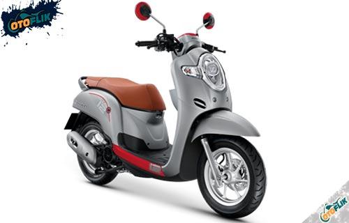Generasi Honda Scoopy Terbaru