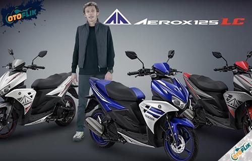 Generasi Motor Yamaha Aerox