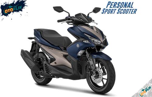 Generasi Sepeda Motor Yamaha Aerox