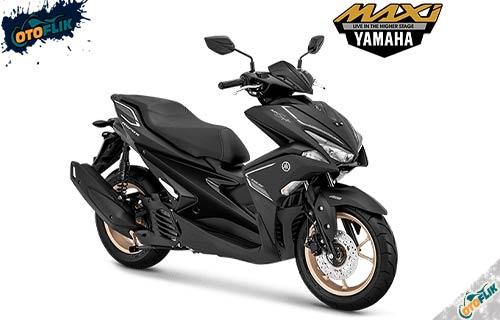 Generasi Yamaha Aerox