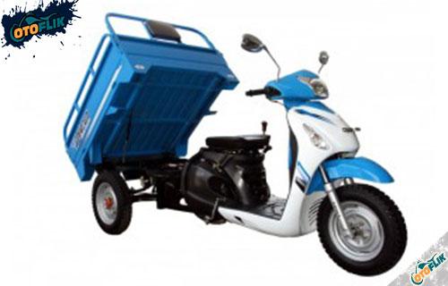 Harga Motor Tiga Roda Tossa Pico Bekas