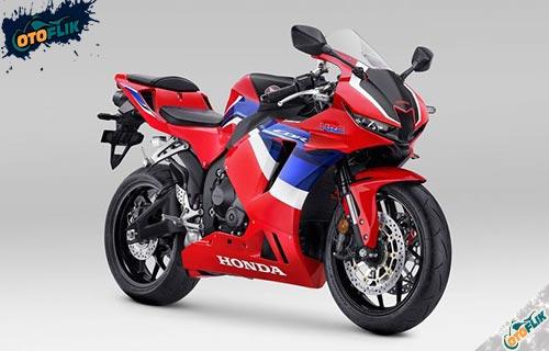 Harga Resmi Motor Honda CBR600RR Indonesia