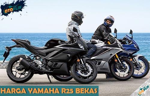 Harga Yamaha R25 Bekas Termurah Semua Tipe
