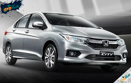 Honda City Generasi Terbaru