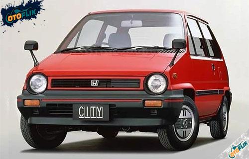 Mengenal Generasi Honda City