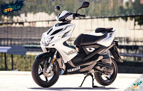Pajak Motor Yamaha Aerox 125 dan 155 cc