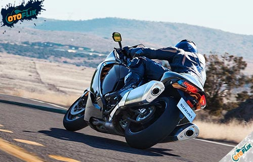 Performa All New Suzuki Hayabusa