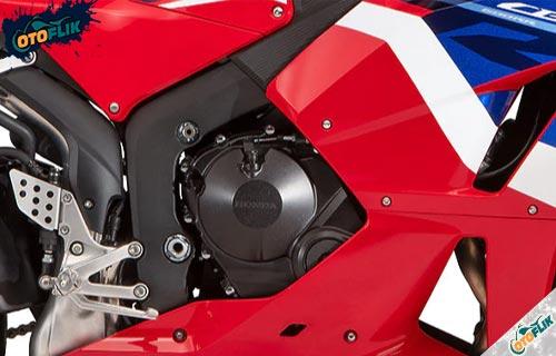 Performa Honda CBR600RR