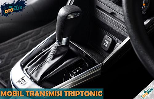 Rekomendasi Mobil Transmisi Triptonic Terbaik