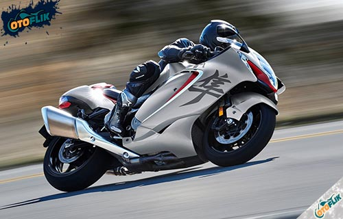 Review Spesifikasi All New Suzuki Hayabusa