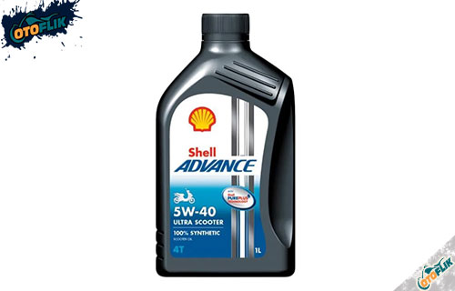 Shell Advance Ultra Scooter