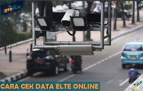 Cara Cek Data ETLE Tilang Elektronik Online dan Syarat