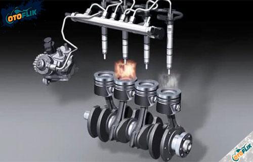 Cara Kerja Mesin Diesel