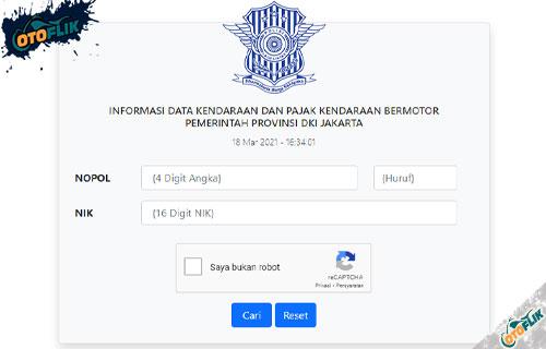 Cek BPKB Jakarta