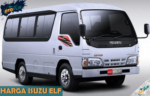 Daftar Harga Isuzu Elf Microbus dan Truk Baru Bekas