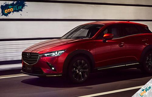 Desain Mazda CX 3 Sport