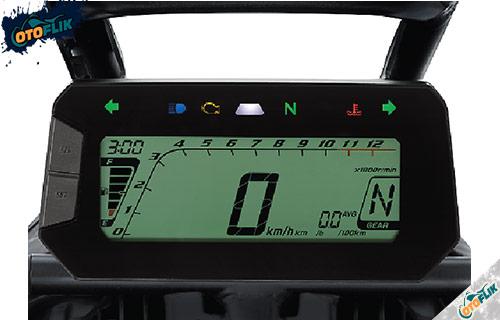 Fitur Honda CRF250 Rally