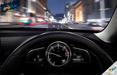 Fitur Mazda CX 3 Sport