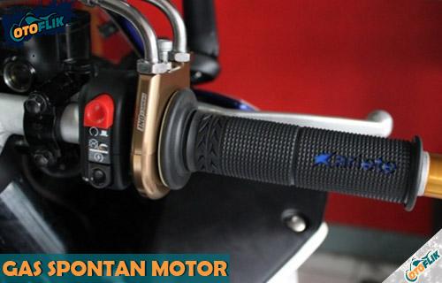 Gas Spontan Motor dari Fungsi Harga Kelebihan dan Kekurangan