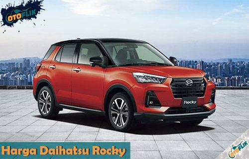 Harga Daihatsu Rocky Terbaru Review dan Spesifikasi