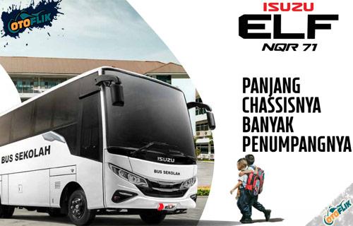Harga Isuzu Elf NQR Bus