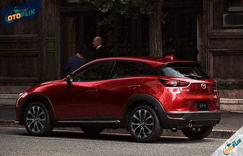 Harga Mazda CX 3 Sport