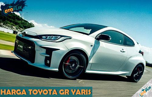 Harga Toyota GR Yaris Indonesia Review dan Spesifikasi