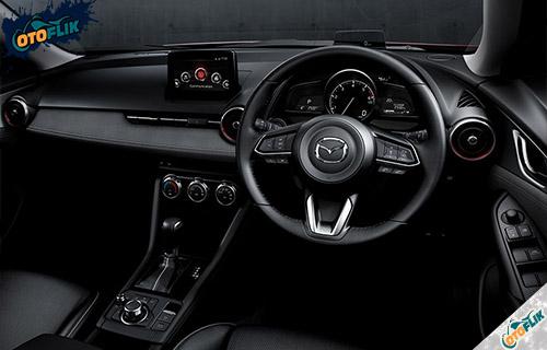 Interior Mazda CX 3 Sport