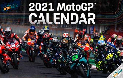 Kalender dan Jadwal MotoGP 2021