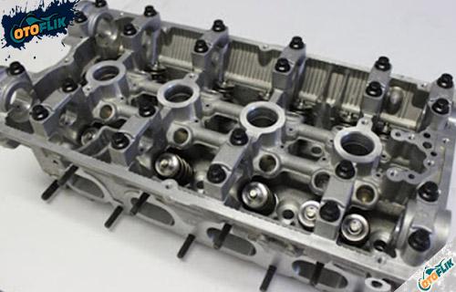 Kepala Silinder Mesin Diesel