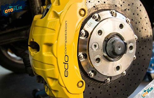 Komponen Brake Clutch Aus