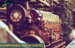 Komponen Mesin Diesel dan Fungsinya