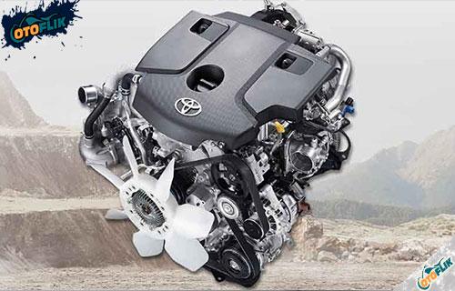 Langkah Kerja Mesin Diesel