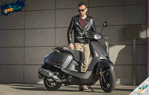 Review Kymco Like 125 Sport