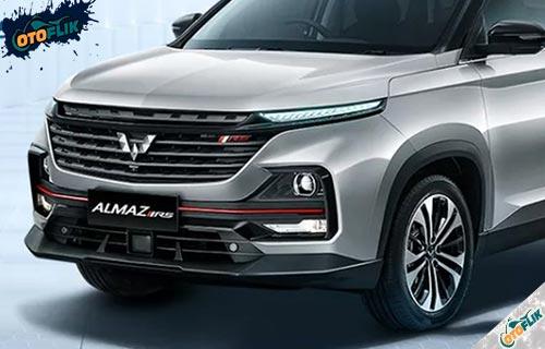 Spesifikasi Mobil Wuling Almaz RS Terlengkap