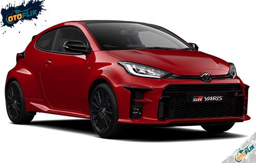 Toyota Yaris GR Hitam