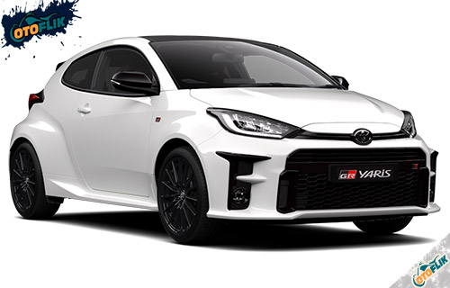 Toyota Yaris GR Putih
