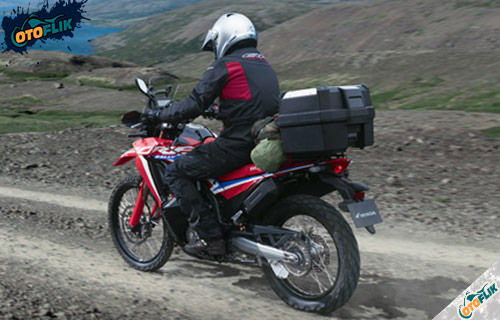 Ulasan Review Spesifikasi Honda CRF250 Rally